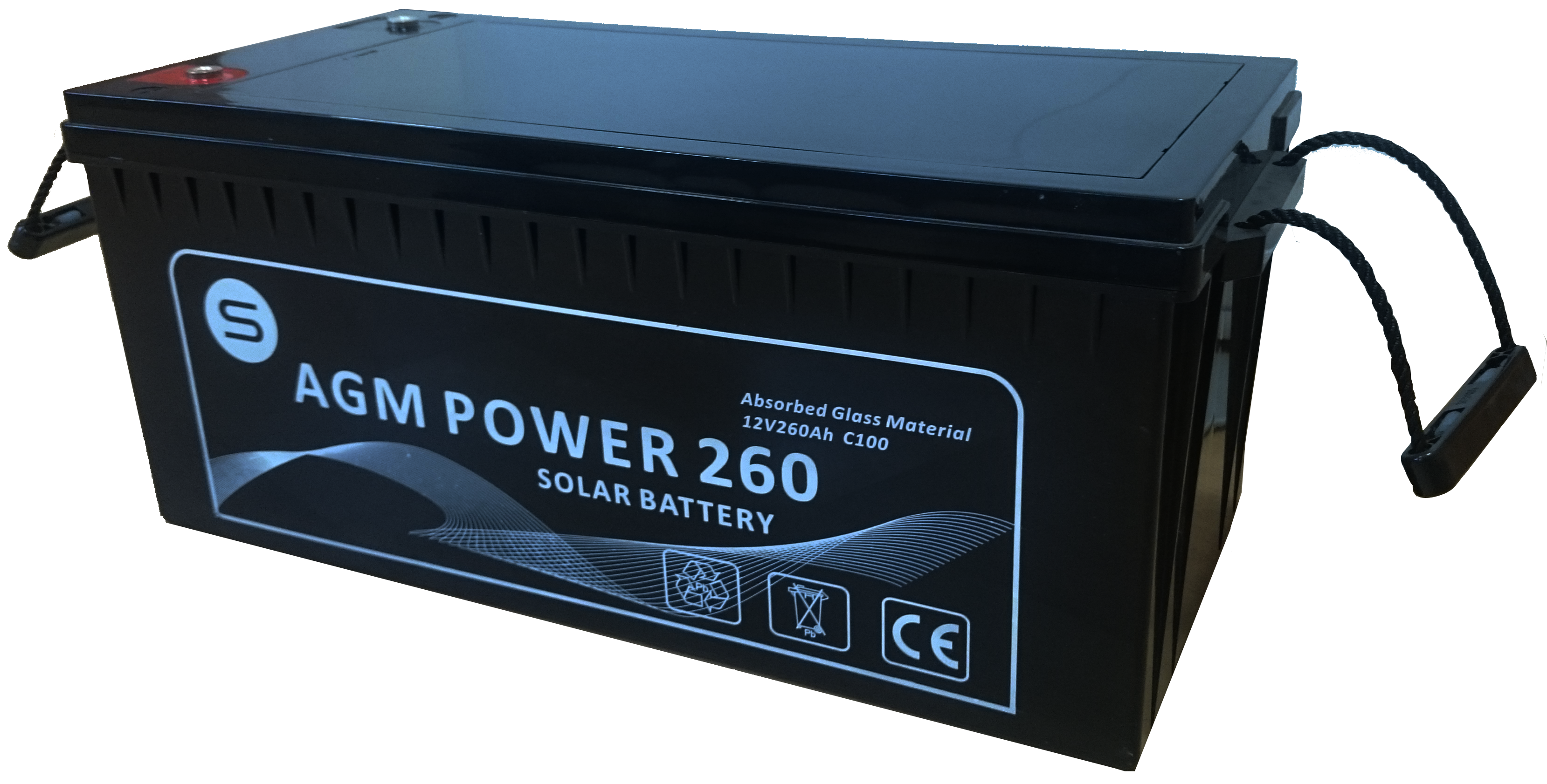Batería Monoblock AGM Saclima