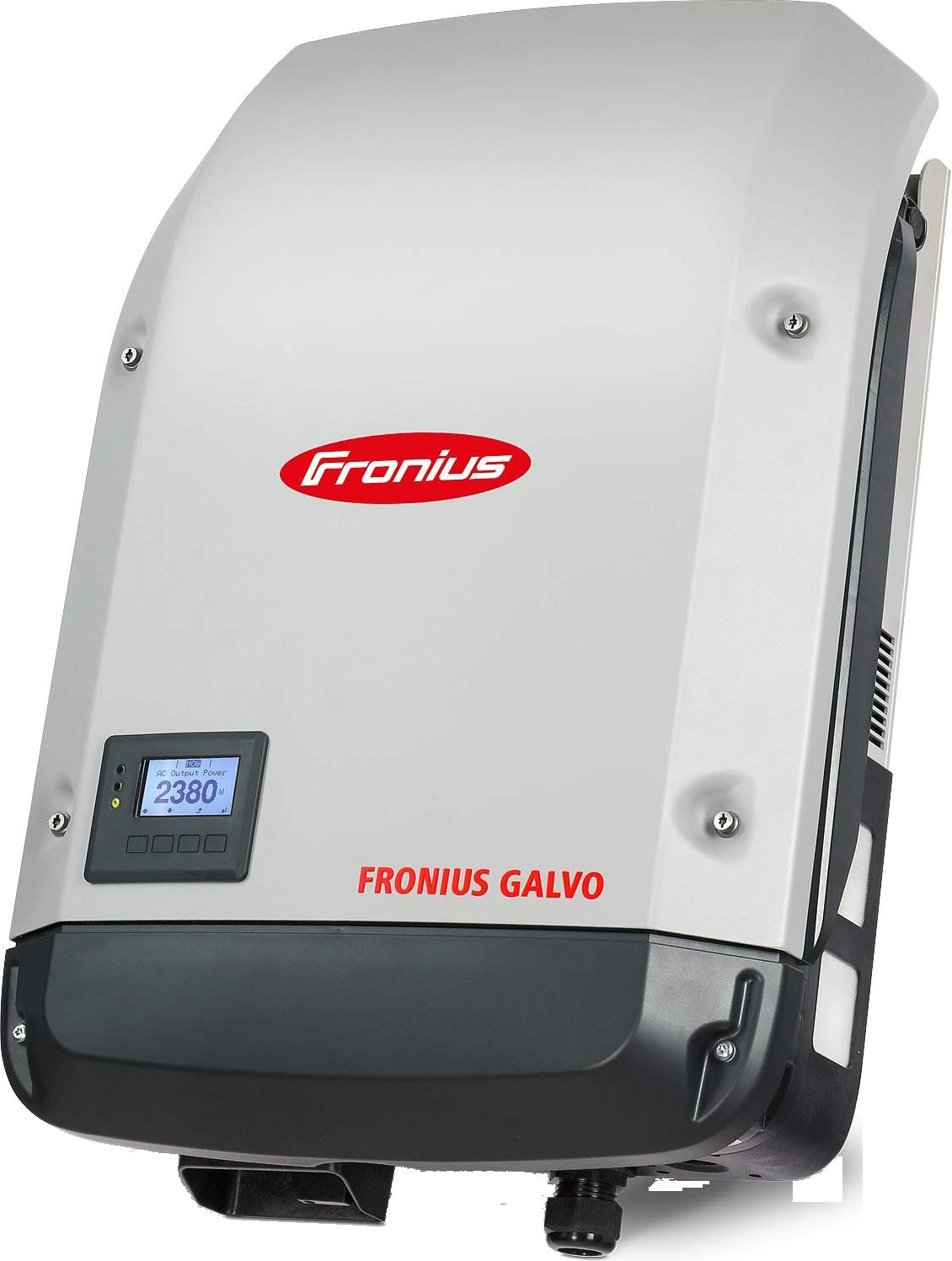 Inversor de conexión a red Fronius Galvo