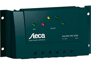 Regulador de carga Steca Solarix PRS