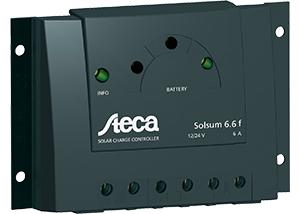 Regulador de carga Steca Solsum F