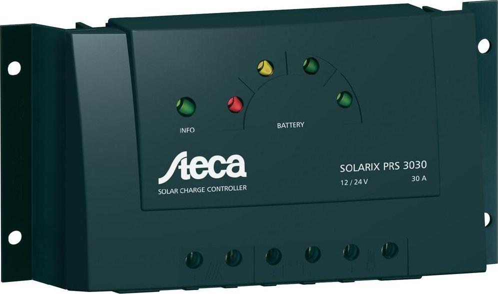 Reguladores de carga solar Steca Solarix PRS