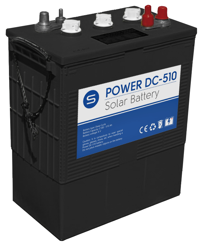 Batería Power DC de ciclo profundo