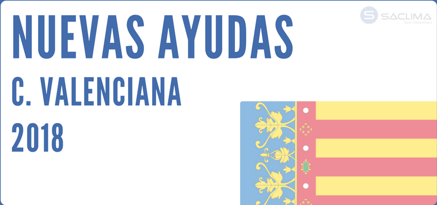 Nuevas ayudas fotovoltaicas en la Comunidad Valenciana