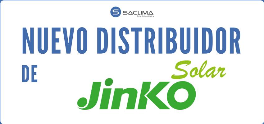 Saclima Solar Fotovoltaica: Distribuidor oficial de Jinko Solar en España