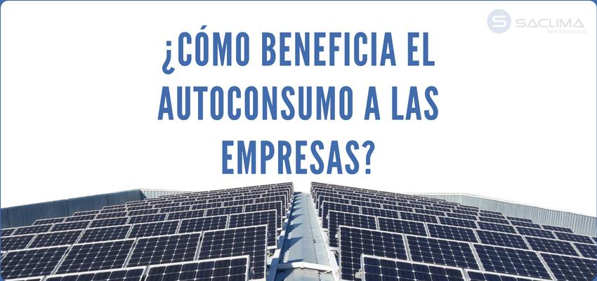 ¿Como beneficia instalar fotovoltaica a las empresas?